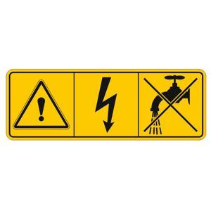Výstražný elektronika